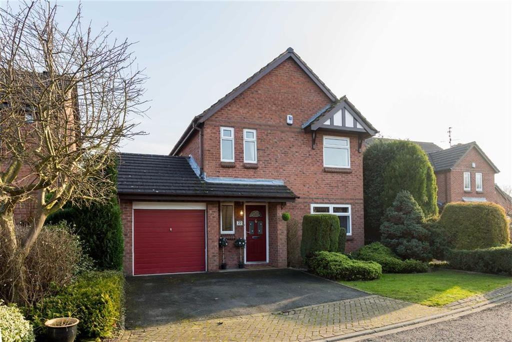 3 Bedrooms Detached House for sale in Bishopdale Drive, Collingham, LS22