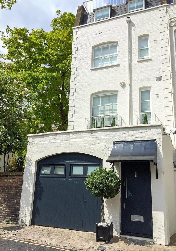 4 Bedrooms House for sale in Cambridge Place, Kensington, London