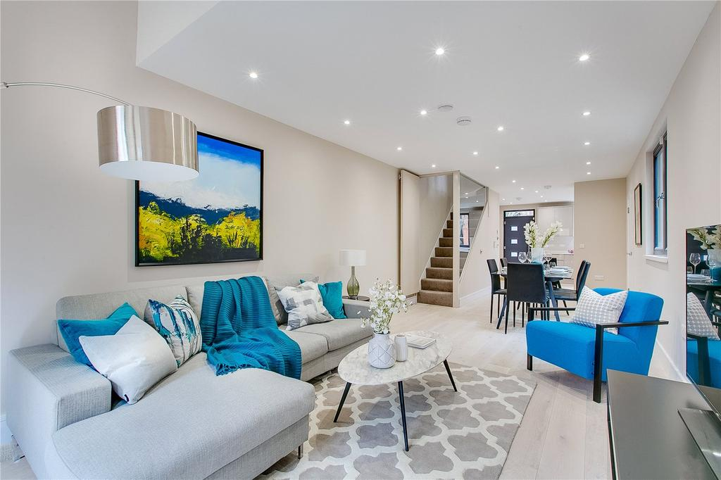 3 Bedrooms House for sale in Mortlake Road, Richmond, Surrey