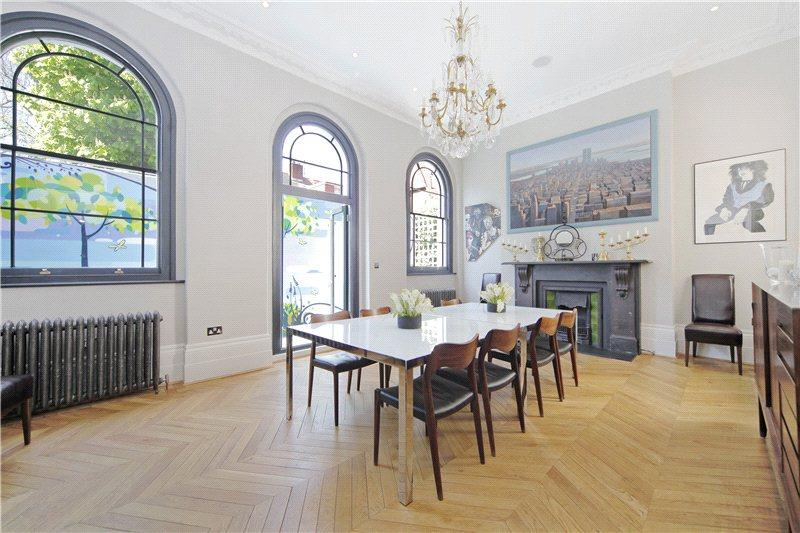 7 Bedrooms Terraced House for sale in Leinster Gardens, London