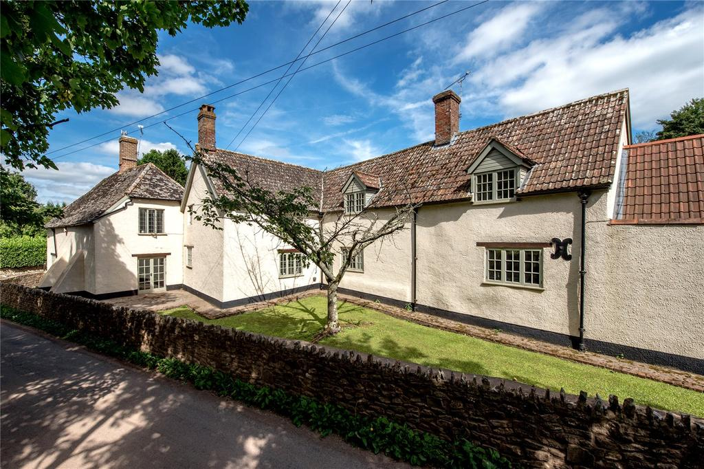5 Bedrooms Detached House for sale in Poundisford, Taunton, Somerset