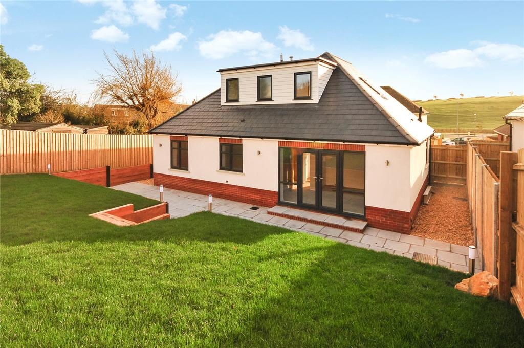 3 Bedrooms Detached Bungalow for sale in Weymouth, Dorset