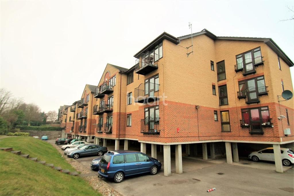 1 Bedroom Flat for sale in Nelson House, Greenhithe