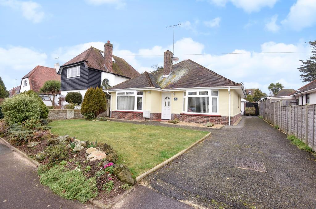 3 Bedrooms Detached Bungalow for sale in Overdown Road, Felpham, Bognor Regis, PO22