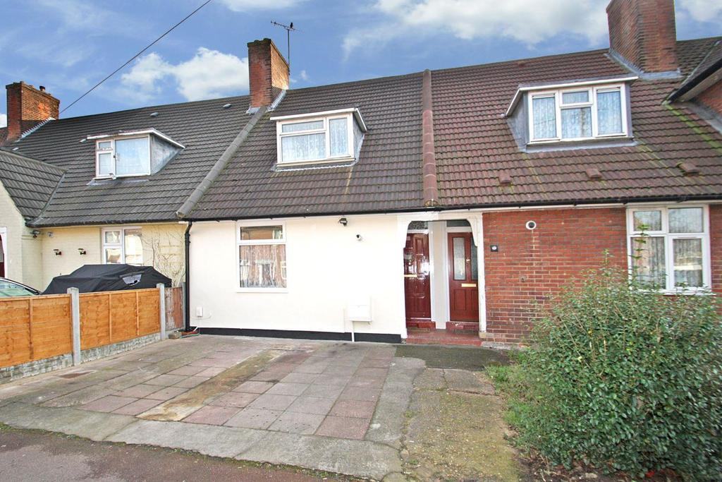 2 Bedrooms Terraced House for sale in Arnold Road