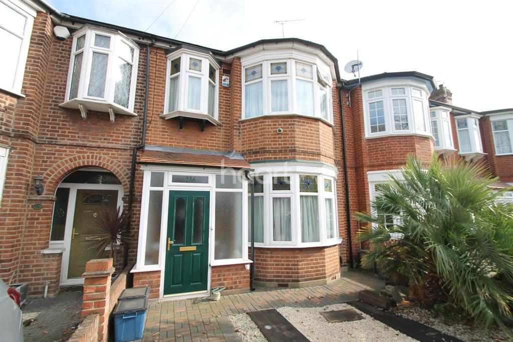 3 Bedrooms End Of Terrace House for sale in Ashurst Drive, Barkingside