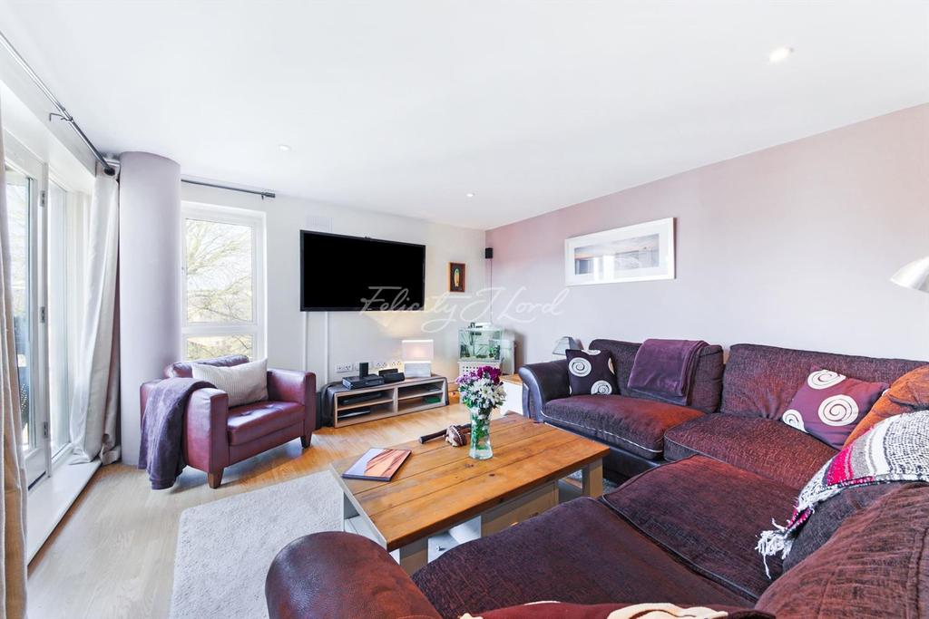 1 Bedroom Flat for sale in Bevan Court, E3