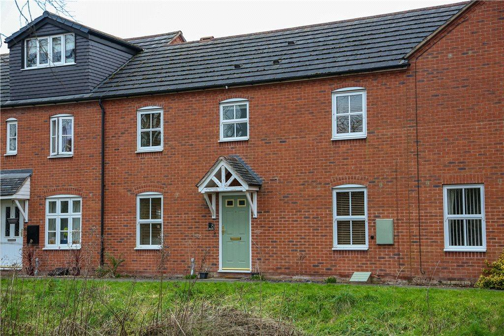3 Bedrooms Terraced House for sale in Maiden Way, Bromsgrove, Worcestershire, B60