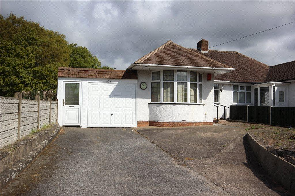 2 Bedrooms Detached Bungalow for sale in Castle Lane, Solihull, West Midlands, B92