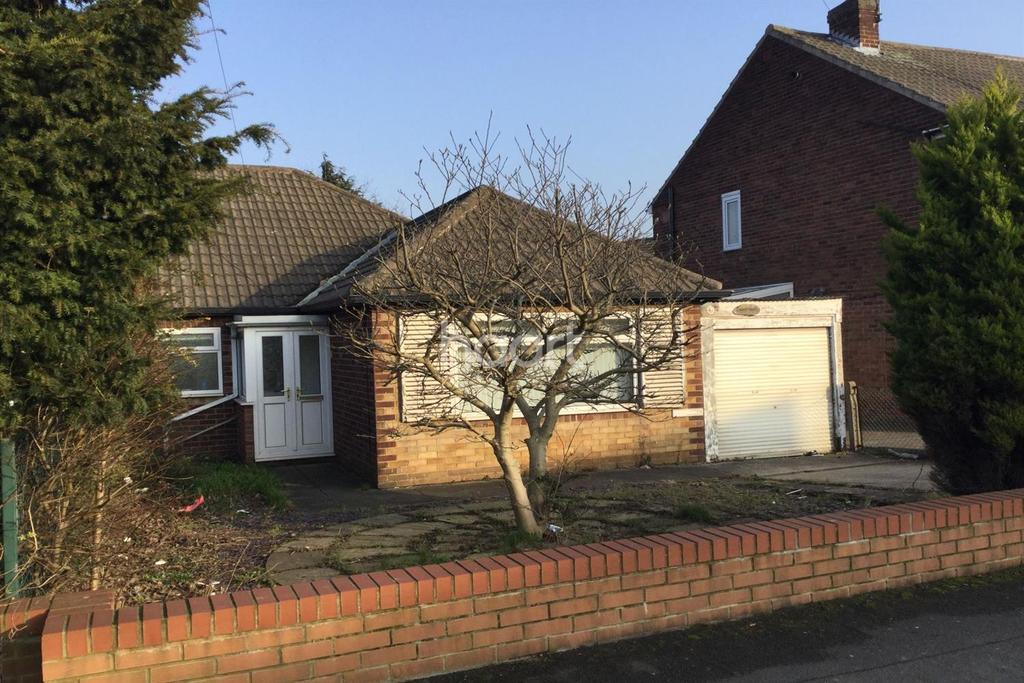 2 Bedrooms Bungalow for sale in Winchester Way, Scawsby