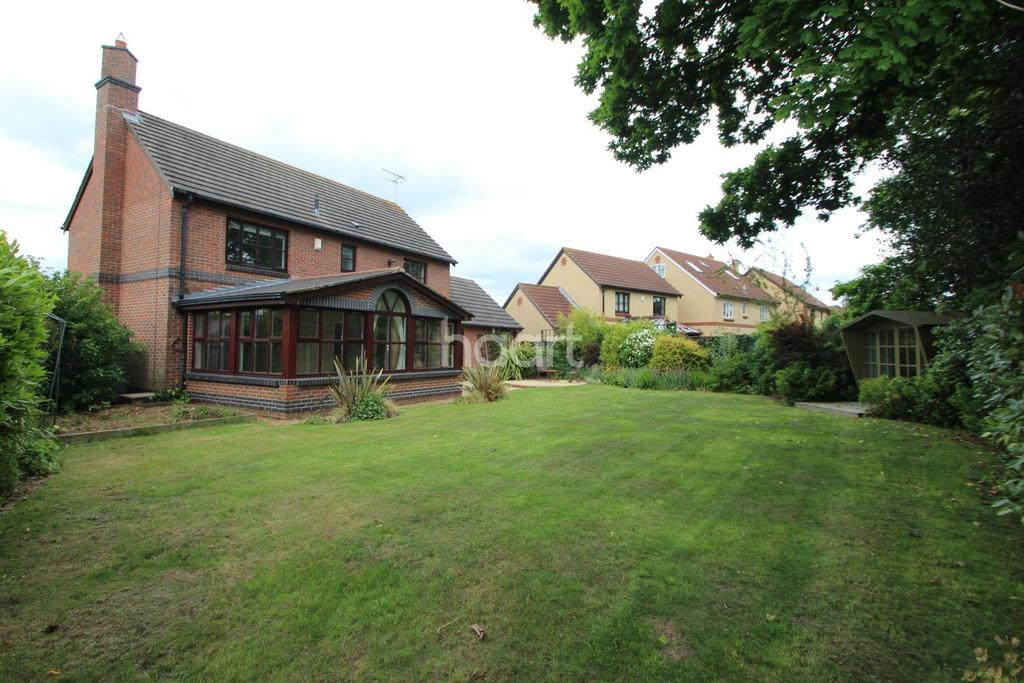 4 Bedrooms Detached House for sale in Dodson Vale, Kesgrave