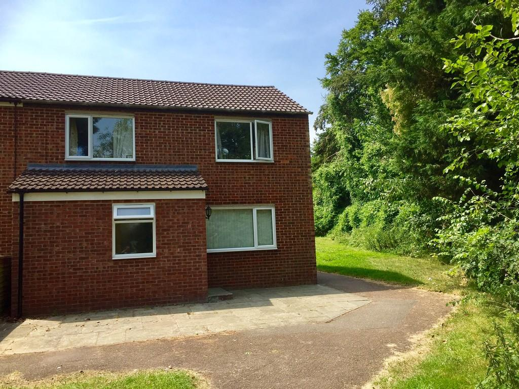 3 Bedrooms End Of Terrace House for sale in 51 Maldon Court, Great Cornard, Sudbury, Suffolk, CO10 0LX