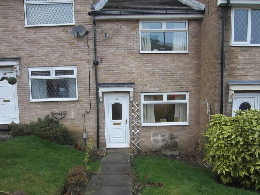 2 Bedrooms Terraced House for sale in Kinder Avenue Cowlersley Huddersfield