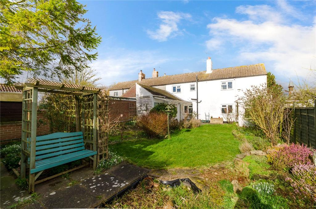 2 Bedrooms Semi Detached House for sale in Church Lane, North Kyme, Lincoln, Lincolnshire, LN4