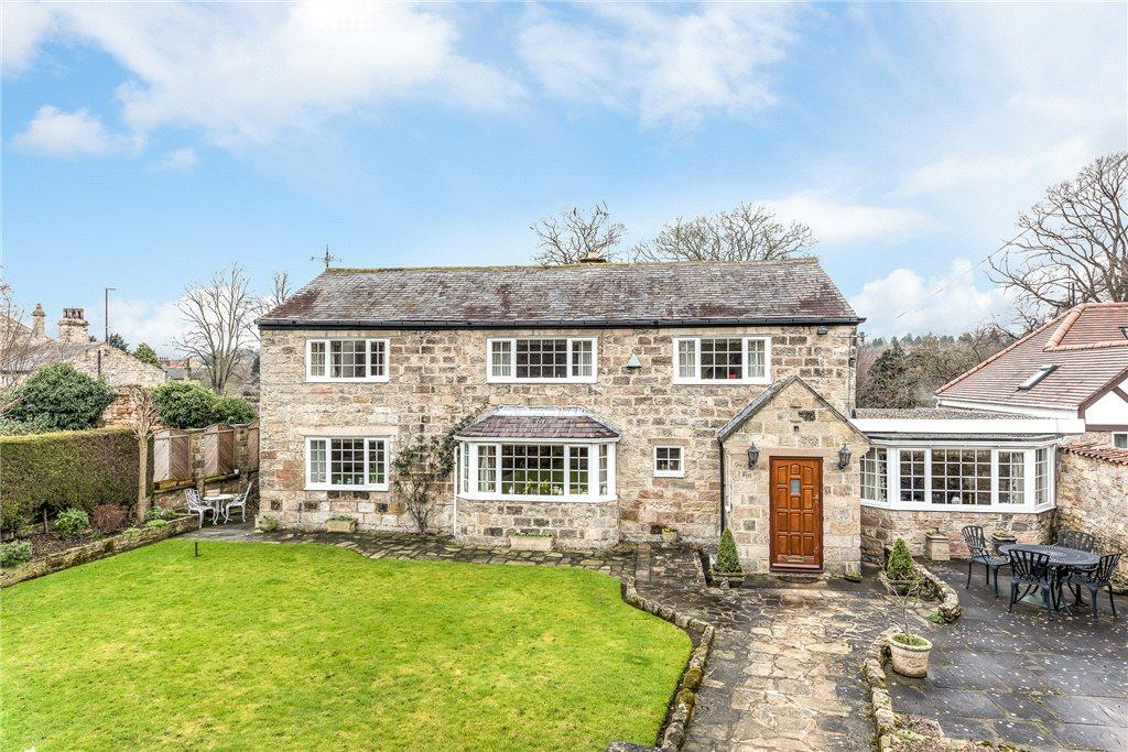 3 Bedrooms Unique Property for sale in School Lane, Collingham, Wetherby