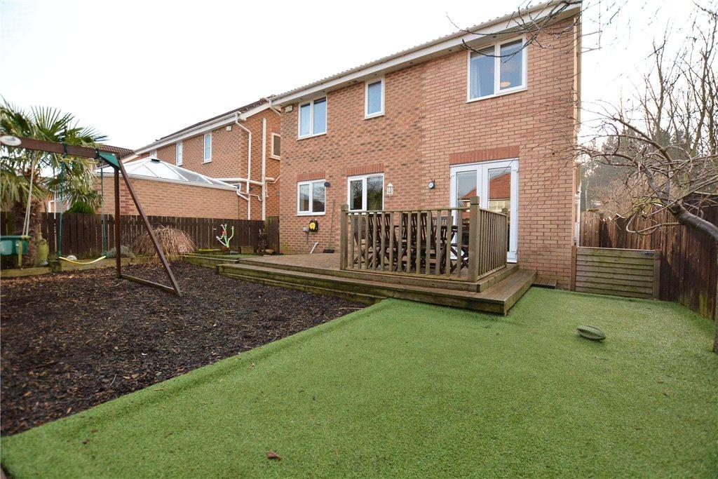 4 Bedrooms Detached House for sale in Lancet Rise, Robin Hood, Wakefield, West Yorkshire