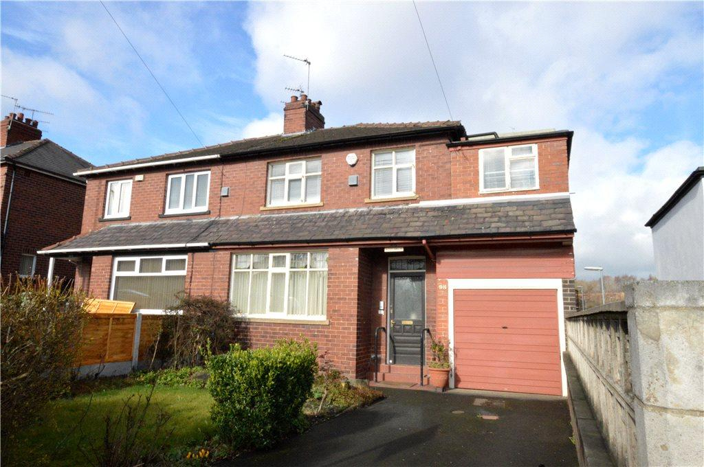 4 Bedrooms Semi Detached House for sale in Swinnow Road, Leeds, West Yorkshire