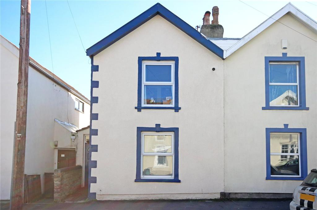 2 Bedrooms Semi Detached House for sale in Kellaway Avenue, Golden Hill, Bristol, BS6