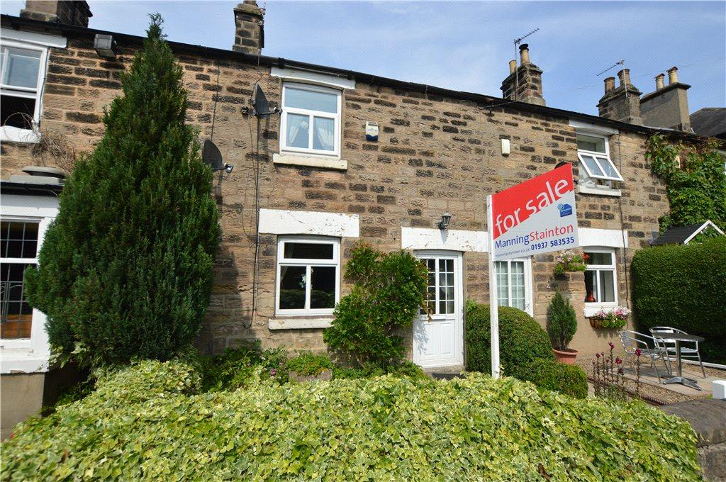2 Bedrooms Terraced House for sale in Park Terrace, Spofforth, Harrogate