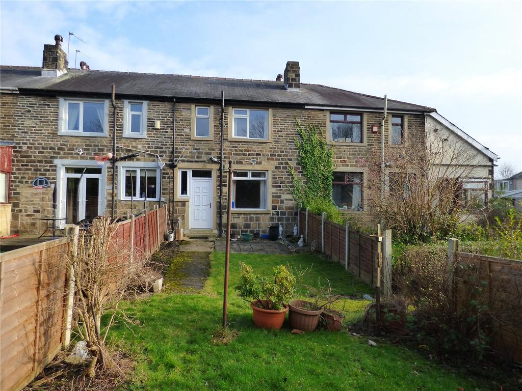 3 Bedrooms Terraced House for sale in Brookfields Road, Scholes/Wyke, BD12