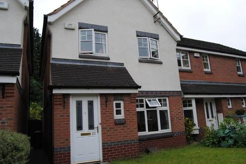 3 bedroom end of terrace house to rent - Thorpe Ct, Solihull, B91 1SU