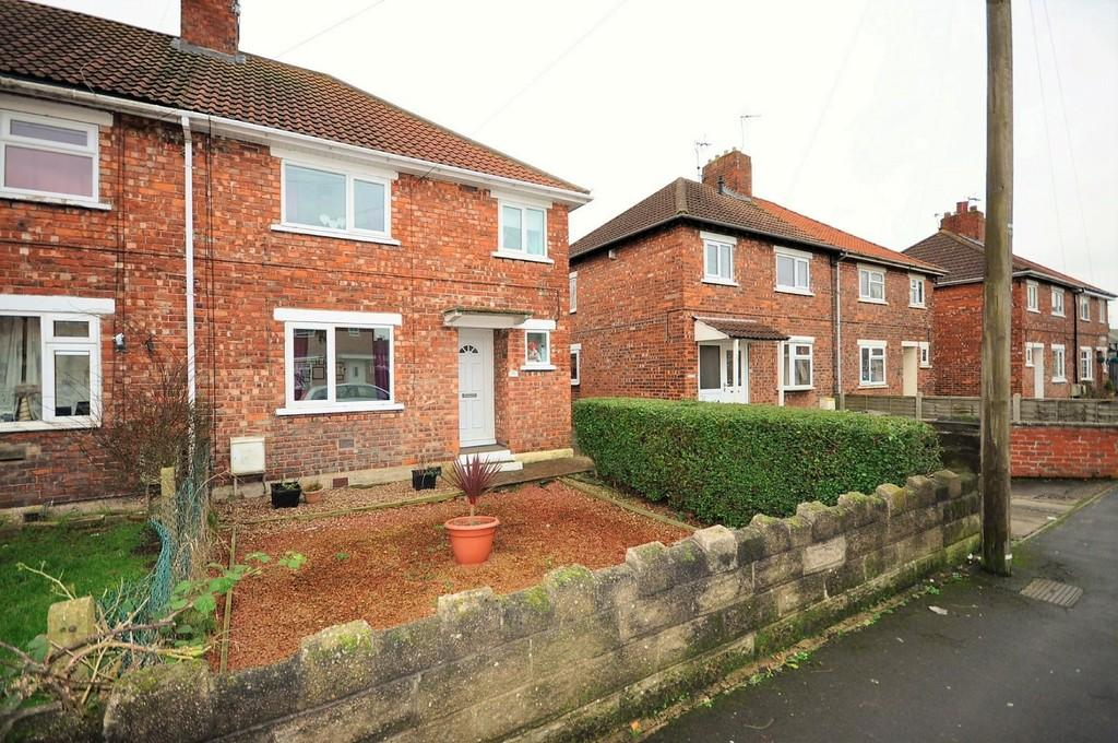 3 Bedrooms End Of Terrace House for sale in Bloomhill Close, Moorends, Doncaster