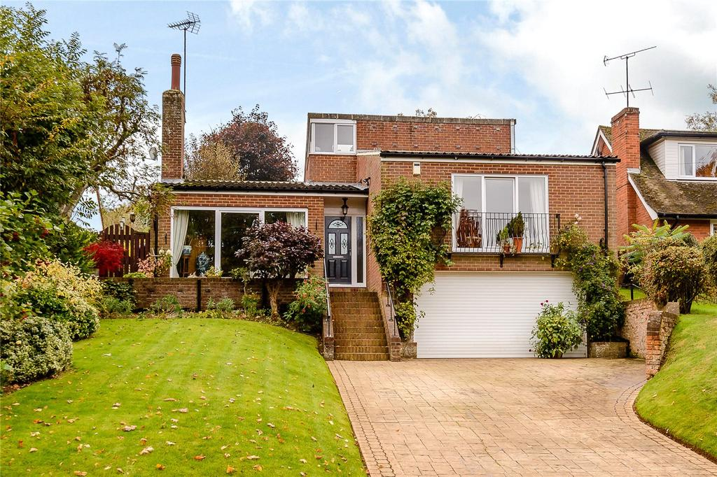 4 Bedrooms Detached Bungalow for sale in Codicote Road, Whitwell, Hitchin, Hertfordshire