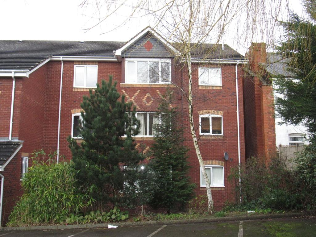 1 Bedroom Apartment Flat for sale in St Lawrence Court, Mansfield, Nottinghamshire, NG18