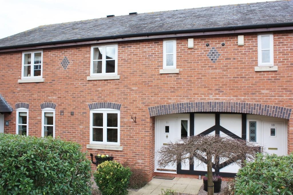 2 Bedrooms Mews House for sale in Church Minshull, Cheshire