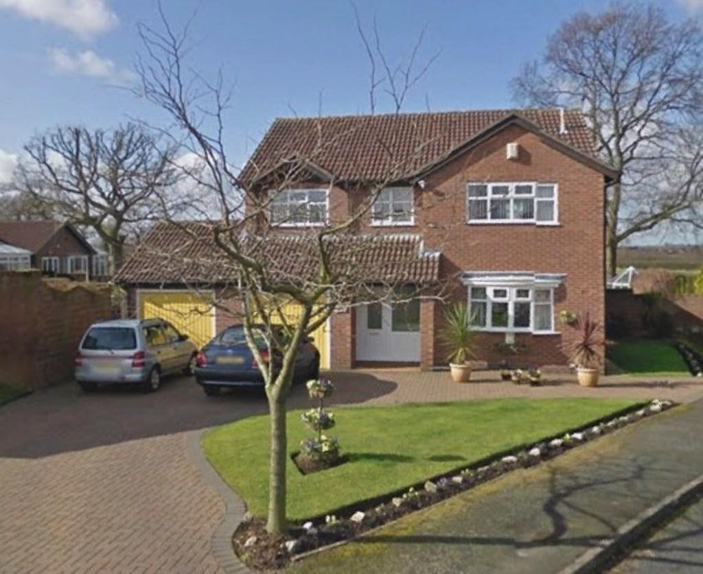 4 Bedrooms Detached House for sale in The Brambles, Haslington