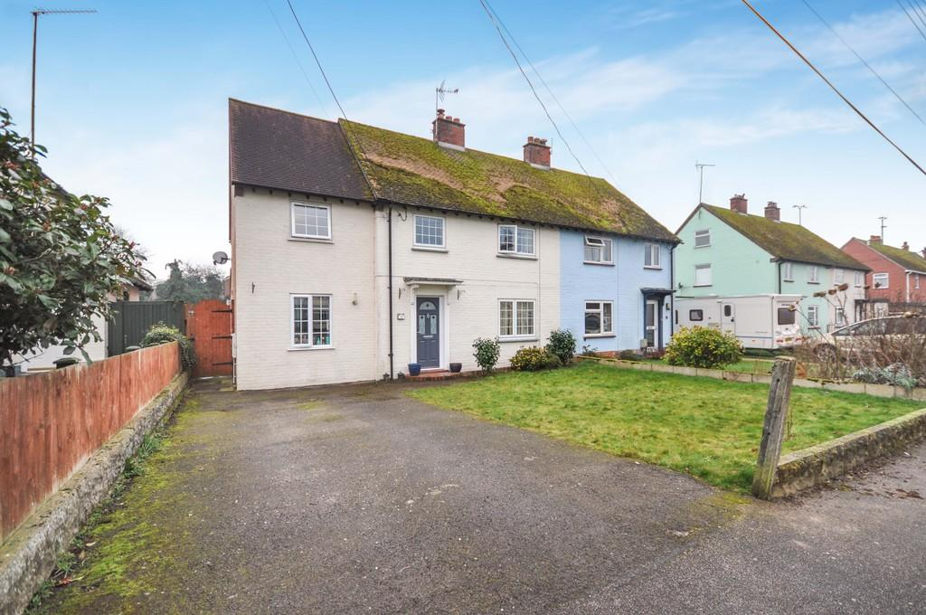 4 Bedrooms Semi Detached House for sale in Forge Street, Dedham, CO7 6AR