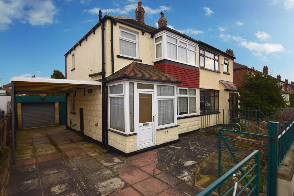 2 Bedrooms Semi Detached House for sale in Waincliffe Drive, Leeds, West Yorkshire, LS11