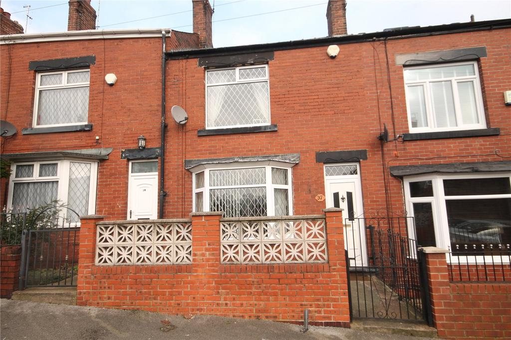 2 Bedrooms Terraced House for sale in Coniston Road, Barnsley, South Yorkshire, S71