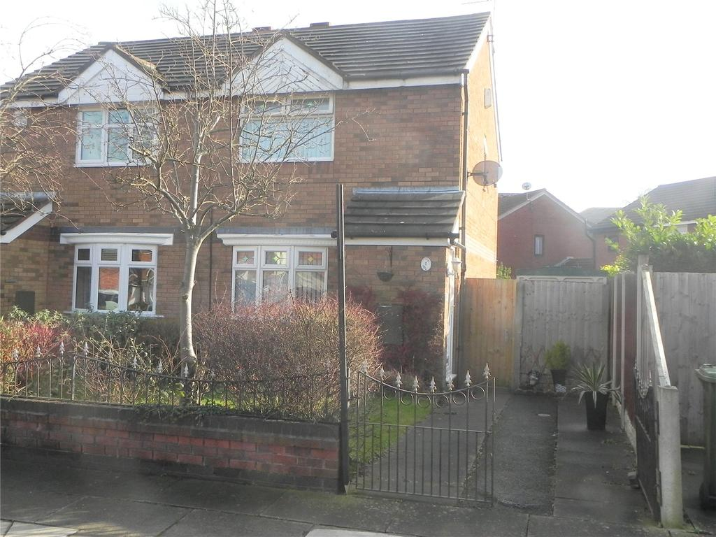 2 Bedrooms Semi Detached House for sale in York Close, Netherton, L30