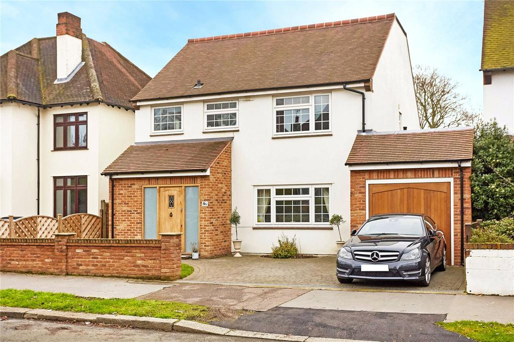 5 Bedrooms Detached House for sale in Claremont Road, Bromley, BR1
