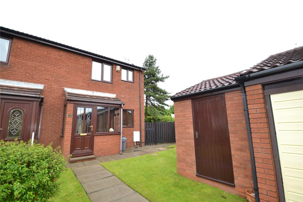 3 Bedrooms Semi Detached House for sale in Rothbury Close, Trimdon Grange, Trimdon Station, TS29