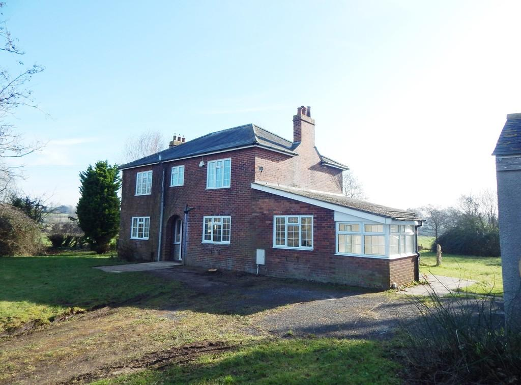 3 Bedrooms Detached House for sale in Babcary Road, South Barrow