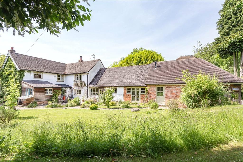6 Bedrooms Detached House for sale in Church Road, Woodborough, Pewsey, Wiltshire, SN9