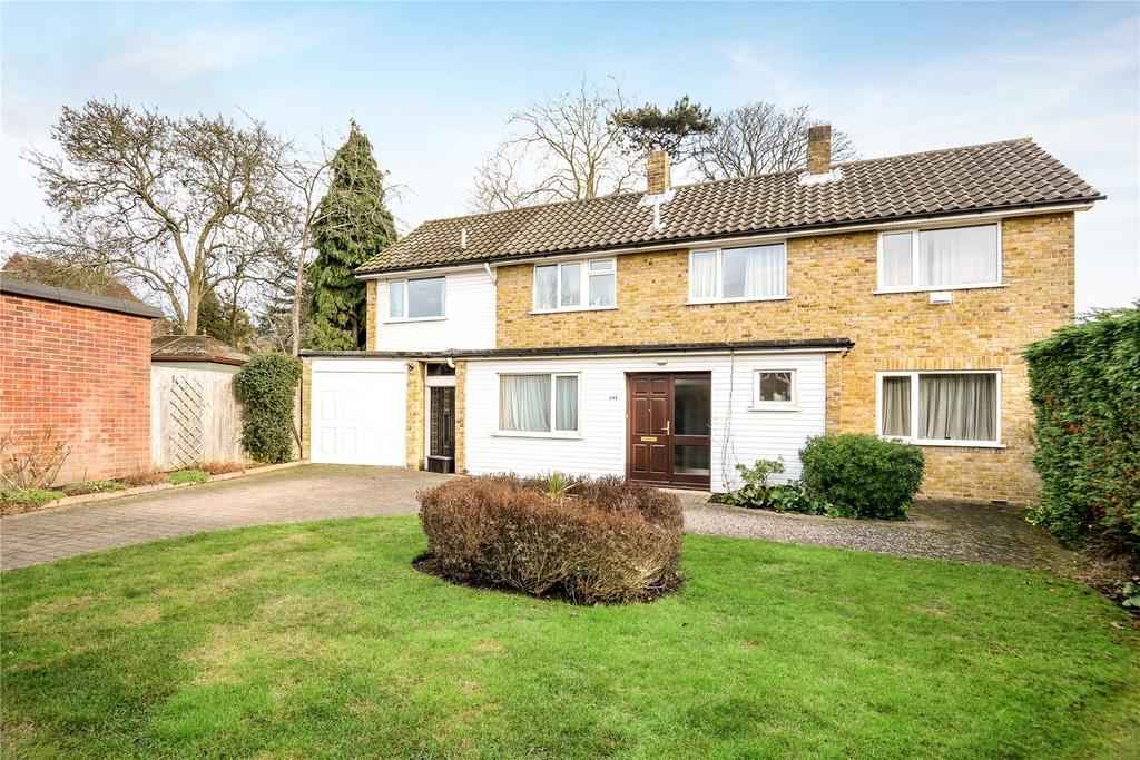 4 Bedrooms Detached House for sale in Oldfield Close, Bromley, BR1