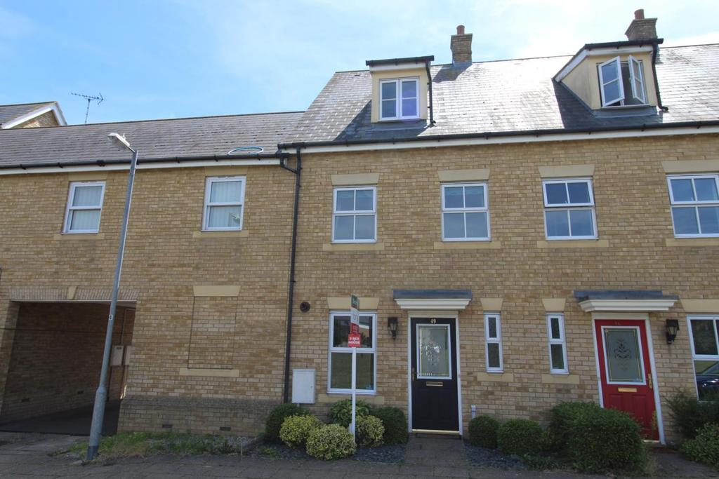3 Bedrooms Terraced House for sale in Greenwell Road, Witham, Essex, CM8