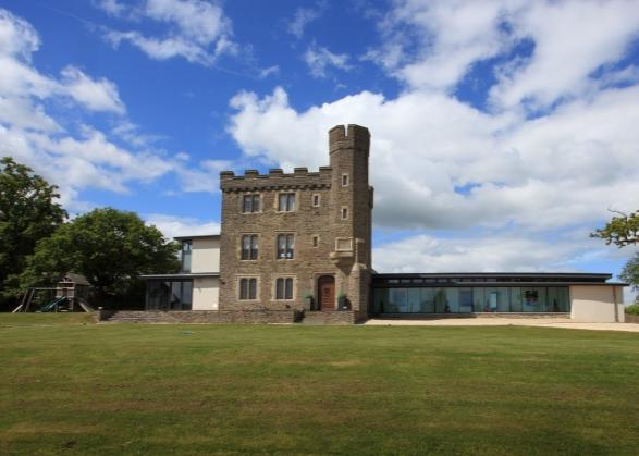 6 Bedrooms Equestrian Facility Character Property for sale in Coed Y Caerau Lane, Kemeys Inferior, Newport, Gwent, NP18