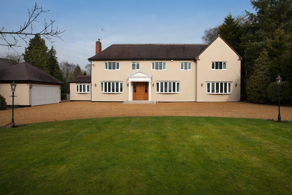 6 Bedrooms Detached House for sale in Whitley Hill, Henley-in-Arden