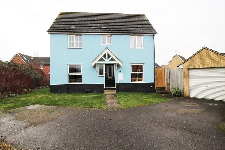 3 Bedrooms End Of Terrace House for sale in Maximus Drive, Colchester