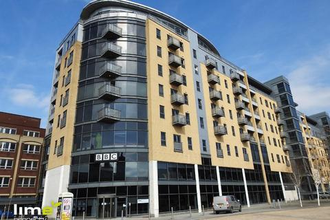 2 bedroom apartment to rent - Queens Court, BBC Building, Hull, HU1 3DR