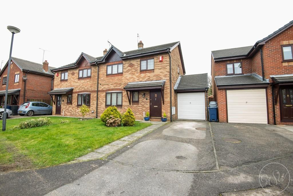 3 Bedrooms Semi Detached House for sale in Meadowcroft, Skelmersdale