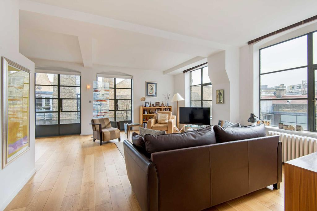 2 Bedrooms Apartment Flat for sale in Bowling Green Lane, EC1R