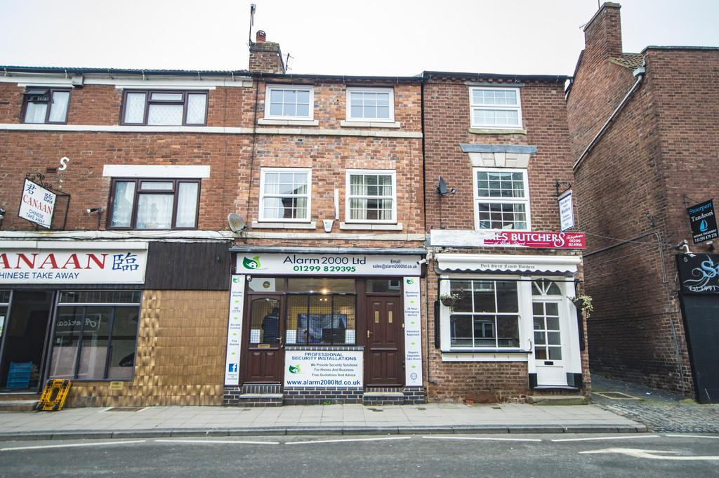 2 Bedrooms Land Commercial for sale in York Street, Stourport-on-Severn