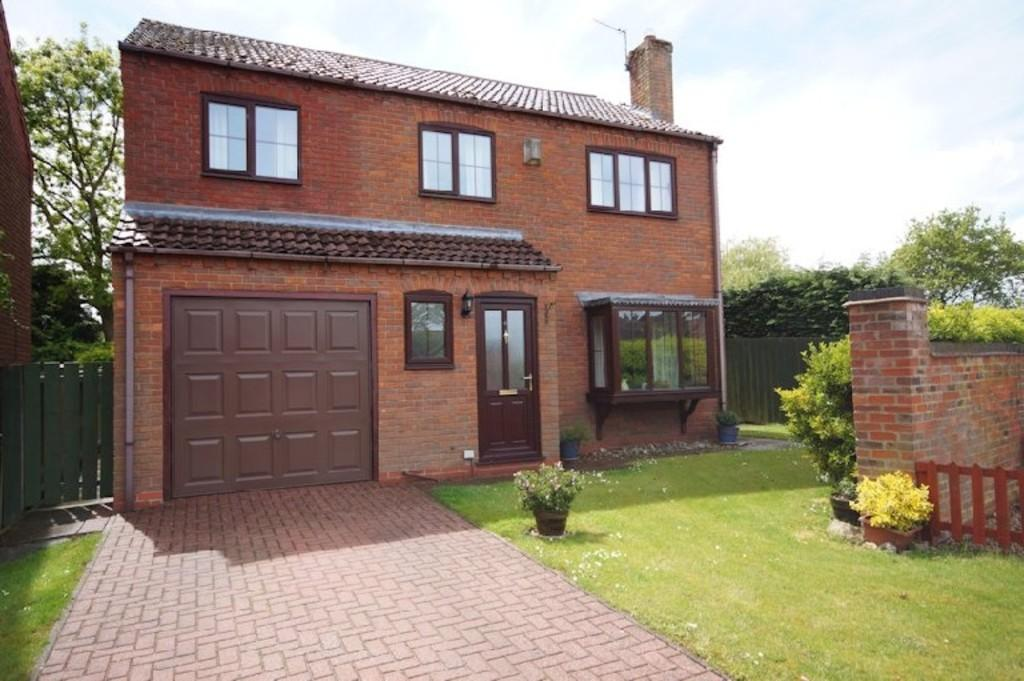5 Bedrooms Detached House for sale in Chapel Lodge Drive, Normanby-by-Spital, Market Rasen