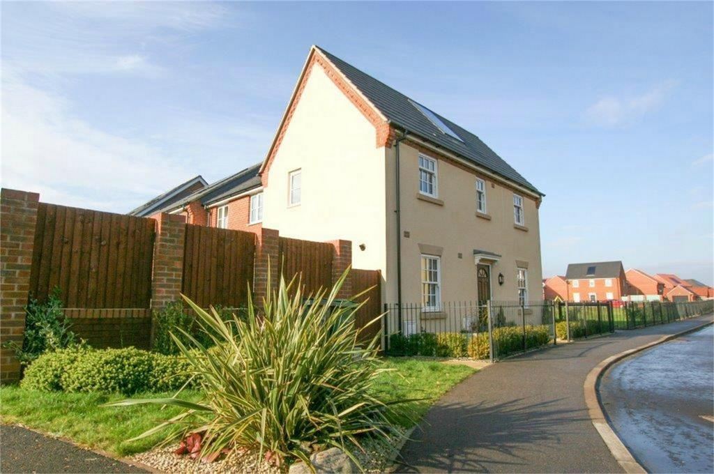 2 Bedrooms End Of Terrace House for sale in St Edmunds Court, Wymondham, Norfolk