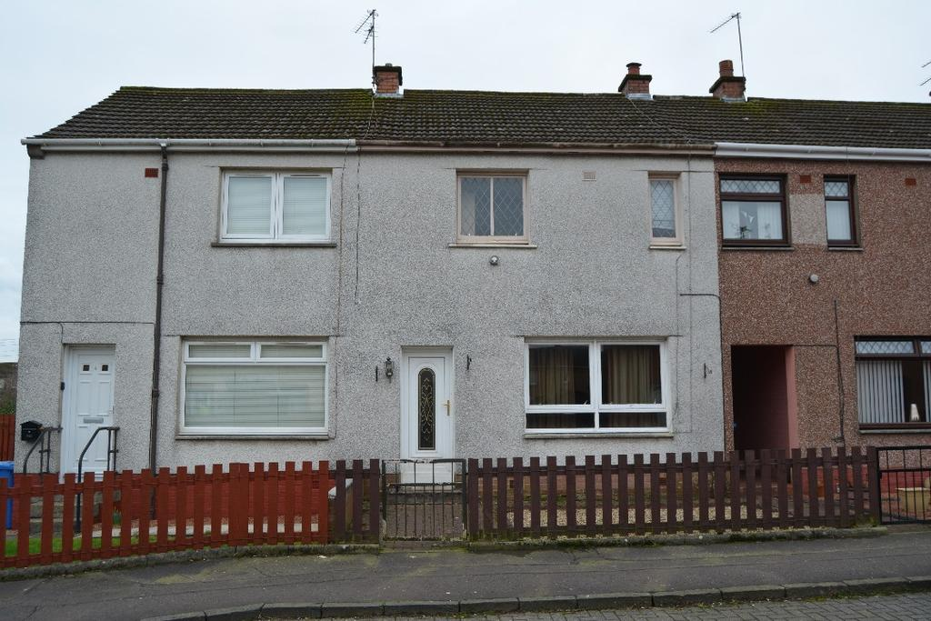 2 Bedrooms Terraced House for sale in Glencairn Street, Camelon, Falkirk, FK1 4LY